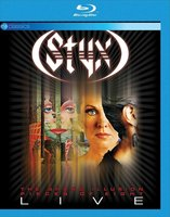 Blu-Ray Styx. Grand Illusion & Pieces Of Eight Live