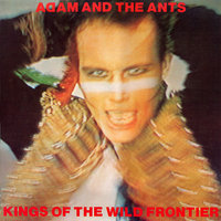 Audio CD Adam & The Ants. Kings Of the Wild Frontier. 35th Anniversary