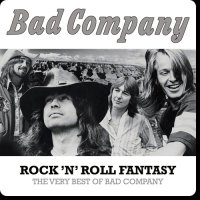LP Bad Company. Rock 'n' Roll Fantasy The Very Best Of Bad Company (LP)
