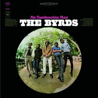 LP The Byrds. Mr. Tambourine Man (LP)