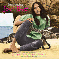 LP Joan Baez. Introducing (LP)