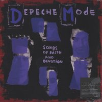 LP Depeche Mode. Songs of Faith and Devotion (LP)