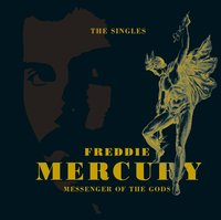 Freddie Mercury. Messenger Of The Gods: The Singles Collection (2 CD)