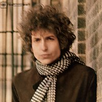 LP Bob Dylan. Blonde On Blonde (LP)