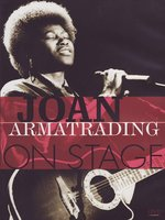 DVD Joan Armatrading. On Stage