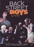 DVD Backstreet Boys. Live In Frankfurt 1997