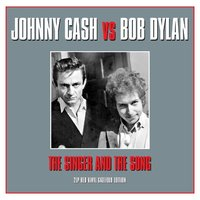 LP Johnny Cash & Bob Dylan. The Singer And The Song (LP)