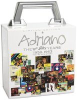 LP Adriano Celentano. The Music Jolly Years 1958-1963 (LP)