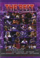 DVD The Best. Supergroup - Live In Japan