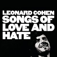 LP Leonard Cohen. Songs of Love and Hate (LP)
