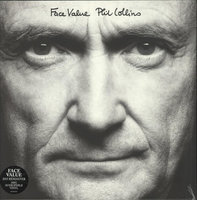 Phil Collins. Face Value (LP)