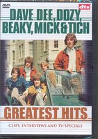 DVD Dave Dee, Dozy, Beaky, Mick & Tich. Greatest Hits