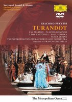 DVD James Levine. Puccini: Turandot
