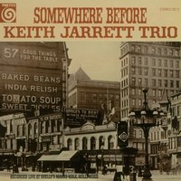 LP Keith Jarrett Trio. Somewhere Before (LP)
