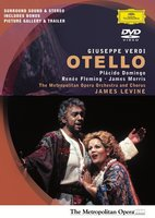 DVD James Levine. Verdi: Otello