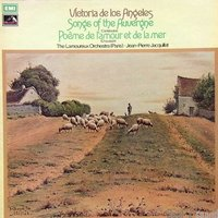 LP Victoria De Los Angeles. Songs Of The Auvergne Etc. (LP)