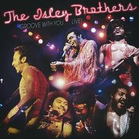 LP Isley Brothers. Groove with you�LIVE! (LP)