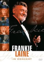 DVD Frankie Laine. In Concert