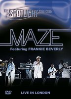 DVD Maze, Frankie Beverly. Live In London