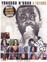 DVD Youssou N'Dour. Live 2005 - United Against Malaria Concert