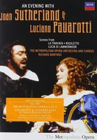 DVD Luciano Pavarotti. An Evening With