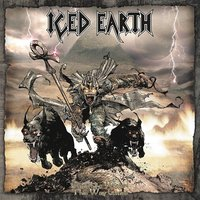 LP Iced Earth. Something Wicked This Way Comes (LP)