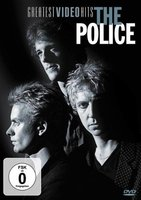 DVD The Police. Greatest Video Hits