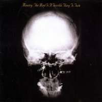 Ministry. The Mind Is A Terrible Thing To Taste (LP)