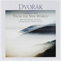 LP Ferenc Fricsay. Antonon Dvorak. Symphony № 9 From the new world (LP)