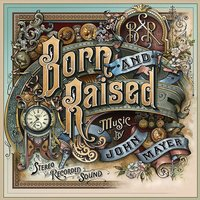 LP John Mayer. Born And Raised (LP)