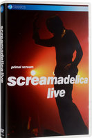 DVD Primal Scream. Screamadelica. Live