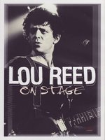 DVD Lou Reed. On Stage