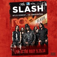 LP Slash, Myles Kennedy And The Conspirators. Live At The Roxy 2014 (LP)