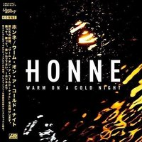 LP Honne. Warm On A Cold Night (LP)