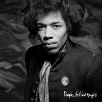 LP Jimi Hendrix. People, Hell & Angels (LP)