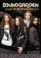 DVD Soundgarden. Live In Germany 1990