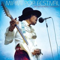LP Jimi Hendrix. Miami Pop Festival (LP)