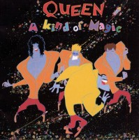 Audio CD Queen. A kind of magic