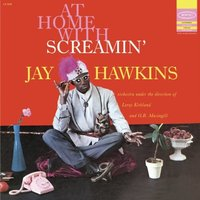 LP Jay Screamin' Hawkins. At Home With Screamin' (LP)