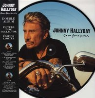 LP Johnny Hallyday. Ca Ne Finira Jamais (LP)