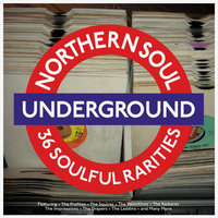 LP Northern Soul. Underground 36 Soulful Rarities (LP)
