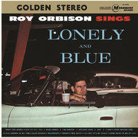 LP Roy Orbison. Lonely And Blue (LP)