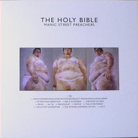 LP Manic Street Preachers. The Holy Bible 20 (LP)