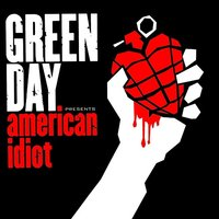 LP Green Day. American Idio (LP)