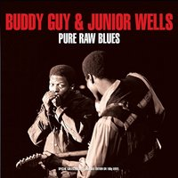 LP Buddy Guy & Junior Wells. Pure Raw Blues (LP)
