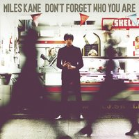 LP Miles Kane. Don't Forget Who You Are (LP)