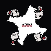 LP Kasabian. Velociraptor! (LP)