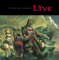 LP Live. Throwing Copper (LP)