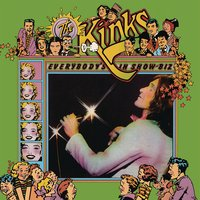 LP The Kinks. Everybody's In Show-Biz (LP)