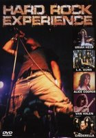 DVD Various artists. Hard Rock Experience